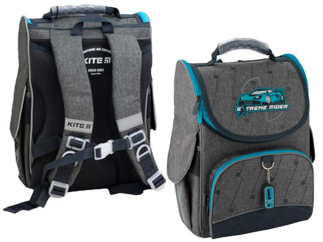 Ранец школьный Kite Education Extreme Rider 35*25*13см серый K20-501S-3