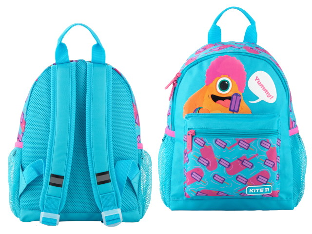 Рюкзак детский 2020 Kite Kids Jolliers 30*22*10см бирюзовый K20-534XS-2