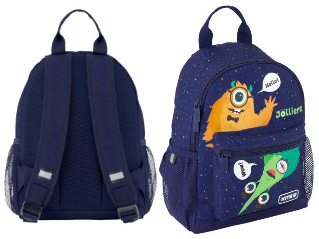 Рюкзак детский Kite Kids Jolliers 30*22*10см синий K20-534XS-4