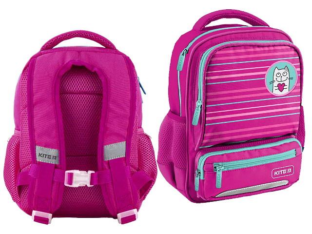 Рюкзак детский 2020 Kite Kids Sweet kitty 29*23*9см розовый K20-559XS-1