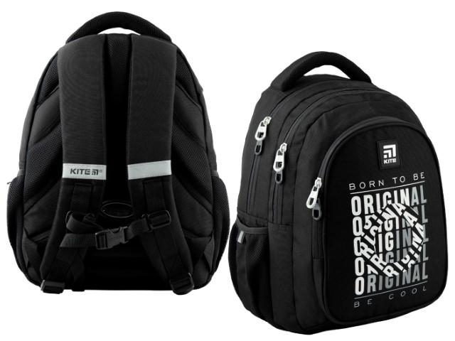 Рюкзак Kite Education 40*29*17см черный K20-8001M-1