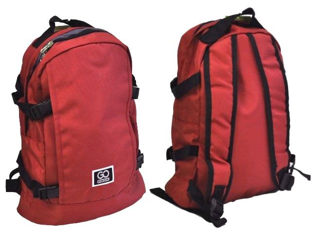 Рюкзак Kite GoPack Сity 35.5*25.5*13см красный GO20-148S-2