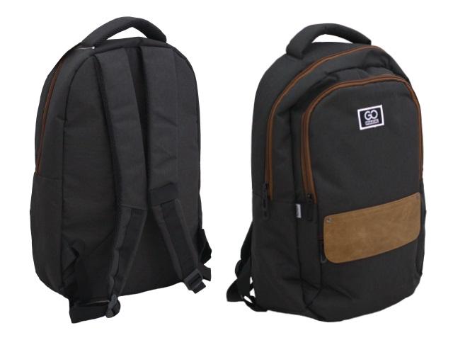 Рюкзак Kite GoPack Сity 44.5*29.5*14.5см серо-коричневый GO20-152L-2