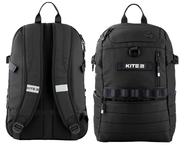 Рюкзак Kite City 45*30*16см черный K20-876L-1