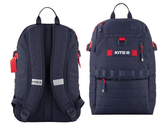 Рюкзак Kite City 45*30*16см синий K20-876L-2