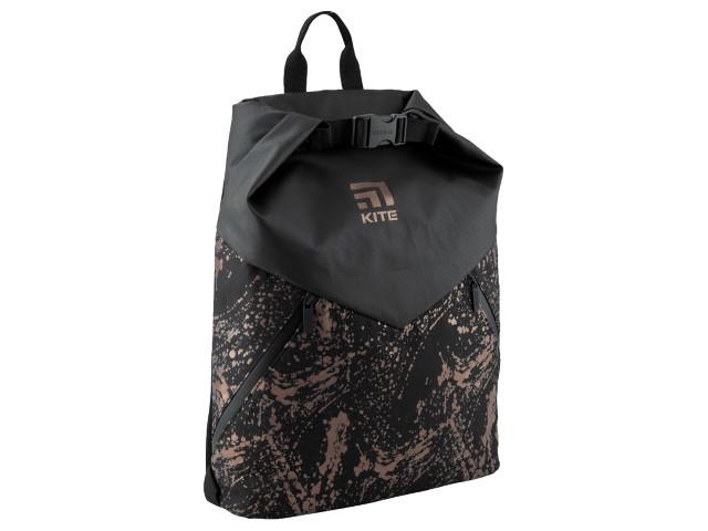 Рюкзак-мешок Kite City 42*34*22см черный K20-920L-1