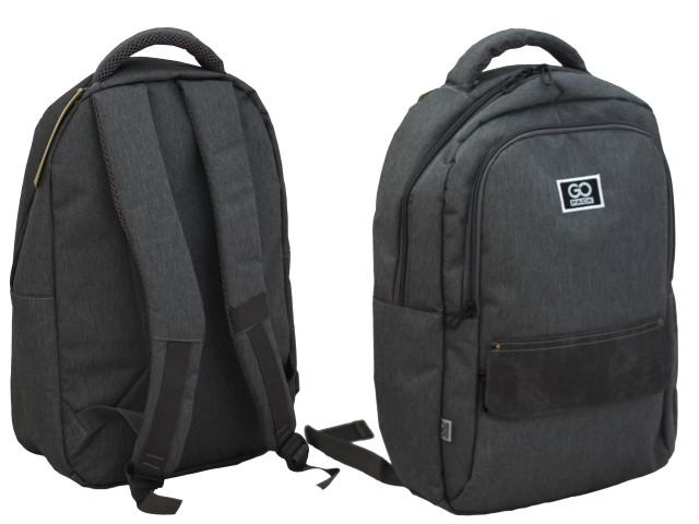 Рюкзак Kite GoPack Сity 44.5*29.5*14.5см серый GO20-152L-1