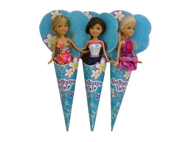 Кукла Brilliance Fair 27см микс в рожке ABToys 250091