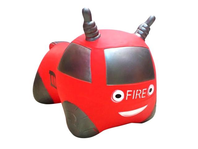 Прыгун Машинка красная FCAR1400