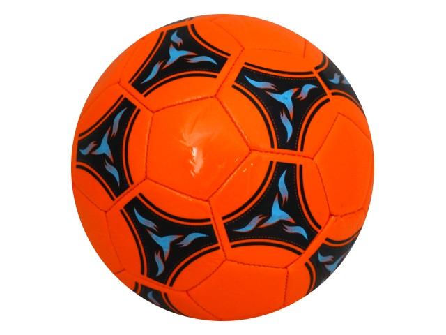 Мяч футбольный детский Рыжий кот оранжевый AN01102