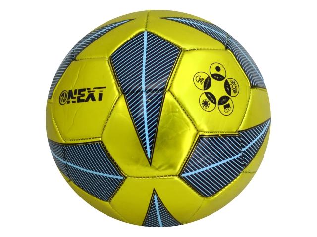 Мяч футбольный Next желто-синий SC-2PVC350-20