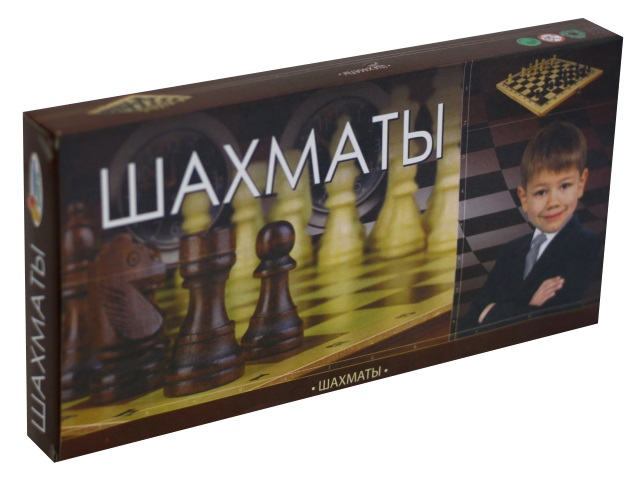 Шахматы дерево Играем вместе D22036-R1