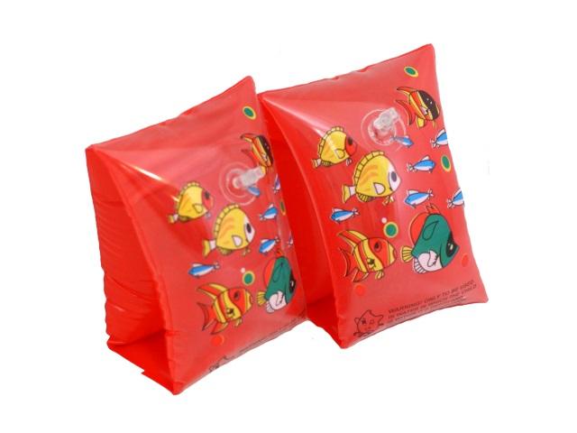 Нарукавники 16*11см 3-5 лет Рыжий кот AN01203
