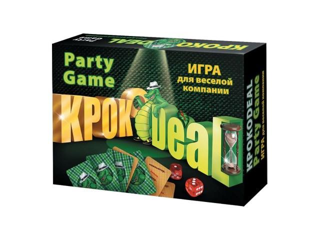 Настольная игра Кроко deal 7060