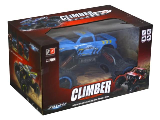 Машина на радиоуправлении Скалолаз Climber 33см 8897-186D