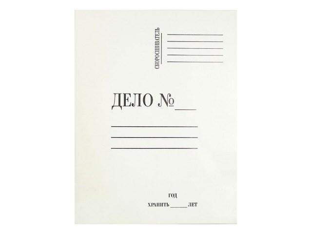 Папка-обложка без скоросшивателя А4 260 г/м2 Союзбланкиздат 11302