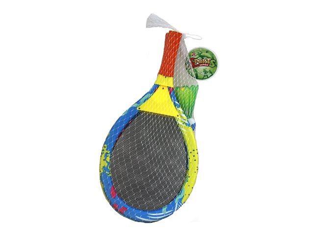 Бадминтон 2 ракетки волан+мячик B1777107