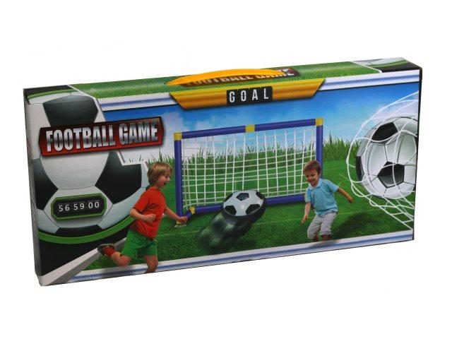Футбольные ворота 62*42*30 см с мячиком и насосом B1748140