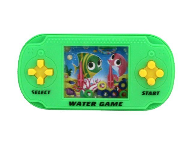 Игра водная с кольцами 10*5см Игровая приставка-3 Y9447115