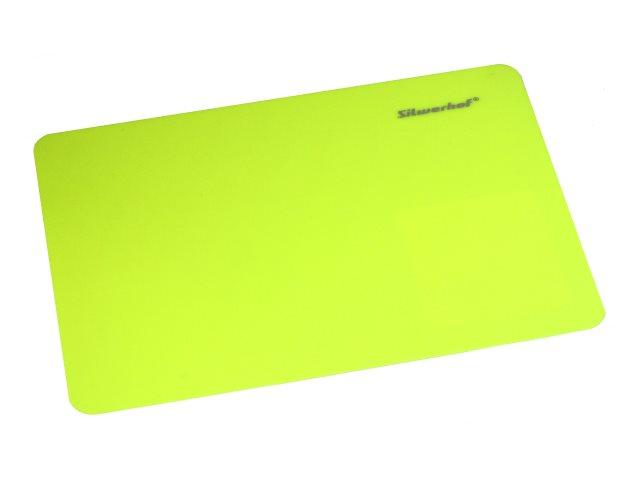 Доска для пластилина А5 Silwerhof Neon желтая 957006