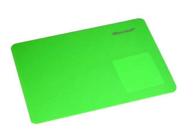 Доска для пластилина А5 Silwerhof Neon зеленая 957008
