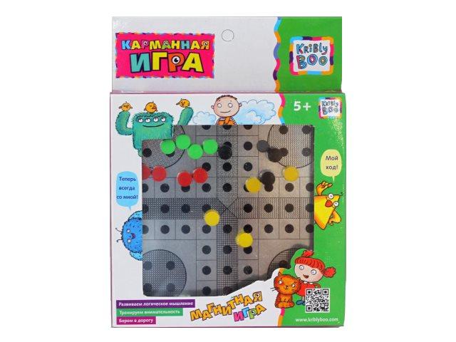 Мини-игра магнитная Микс Kribly Boo 69171