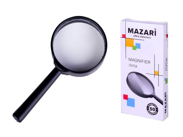 Лупа  50мм 2-кратная Mazari M-5585