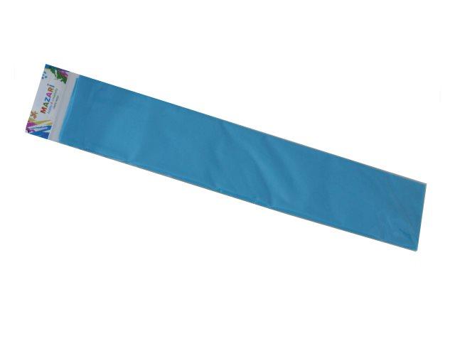 Гофробумага Mazari синяя 50*250см М-8846