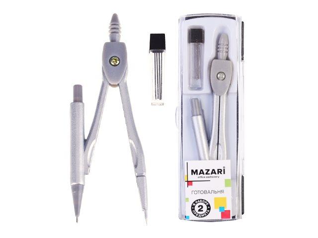 Готовальня  2 предмета Mazari M-4497