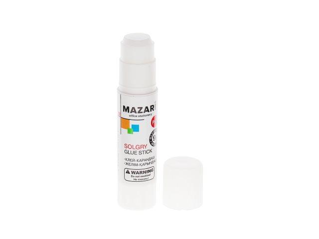 Клей-карандаш  9г Mazari Solgry PVP М-5679