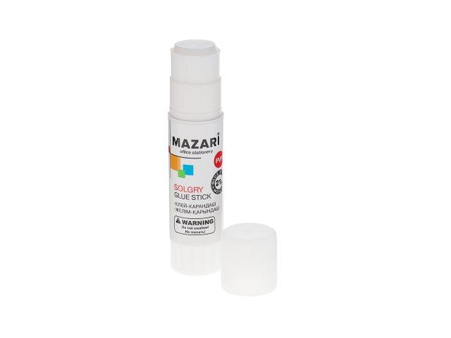Клей-карандаш 21г Mazari Solgry PVP М-5681