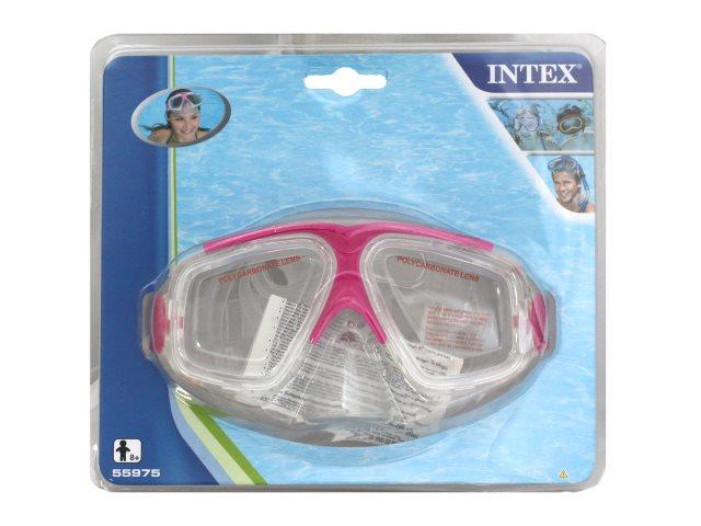 Маска для плавания  8 лет Surf Rider Intex 55975