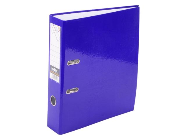Регистратор  А4/50 Index Colourplay фиолетовый неон IND 5 LA VL