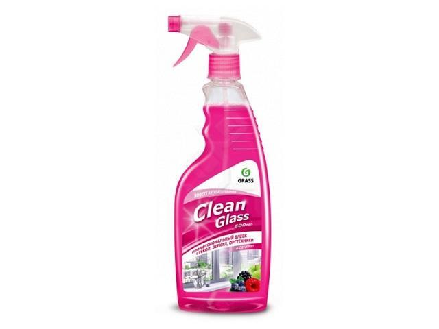 Моющее средство для стекол 600 мл Grass Clean Glass Лесные ягоды 125241