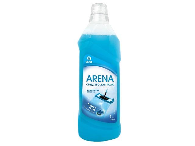 Средство для мытья полов 1л Grass Arena Водяная лилия 125184