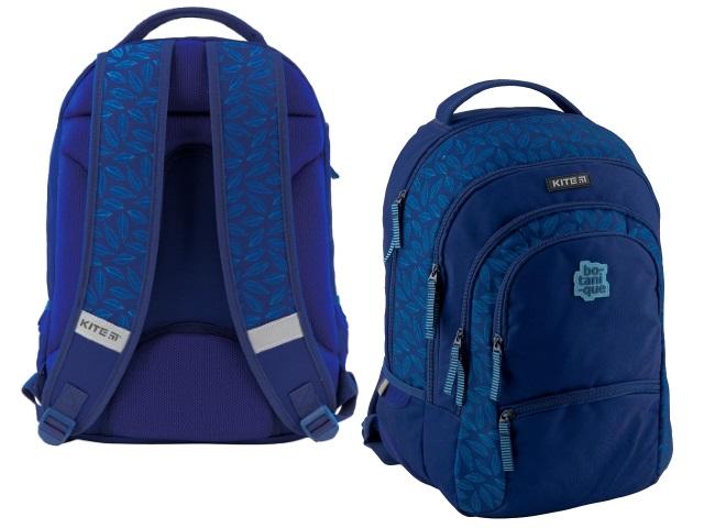 Рюкзак Kite Education 43.5*27.5*13.5см синий K19-881L-1