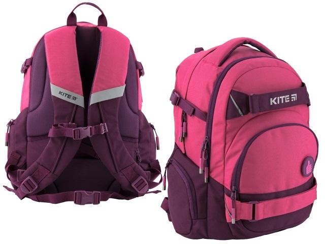 Рюкзак Kite Education 42*28*16см розовый K19-952M-2