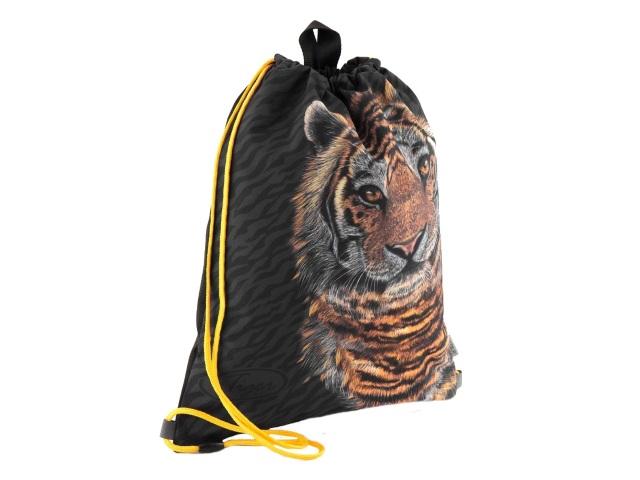 Сумка для обуви Kite Тигр 43*31см черная K18-600S-18