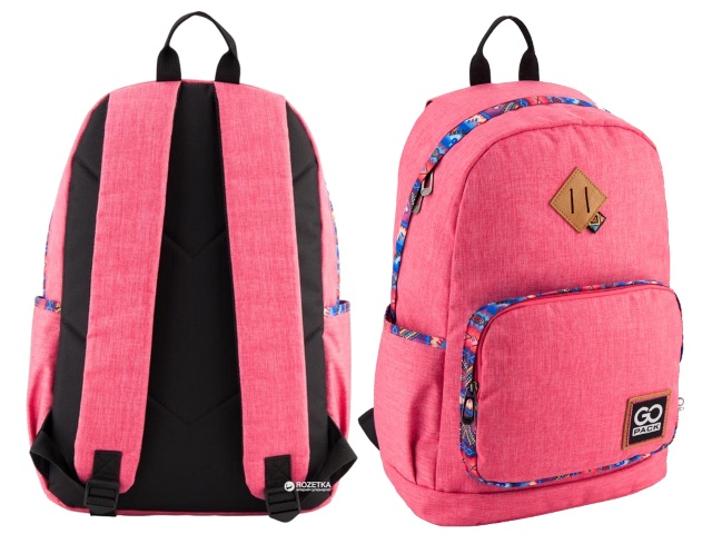Рюкзак Kite GoPack 30*17*44.5см розовый GO18-124L-3