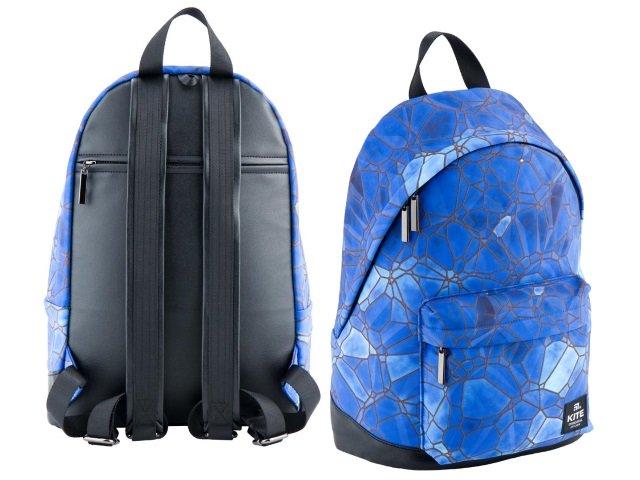 Рюкзак Kite Urban 40*29*14.5см синий K18-910M-4