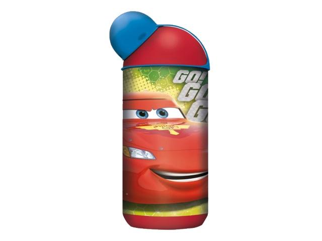 Бутылка пластик 400мл спорт NDPlay Тачки Грани гонок 274558