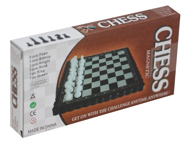 Шахматы магнитные дорожные AN02573