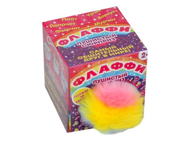 Мягкая игрушка Флаффи микс с звуком Floofies 76514 в кор