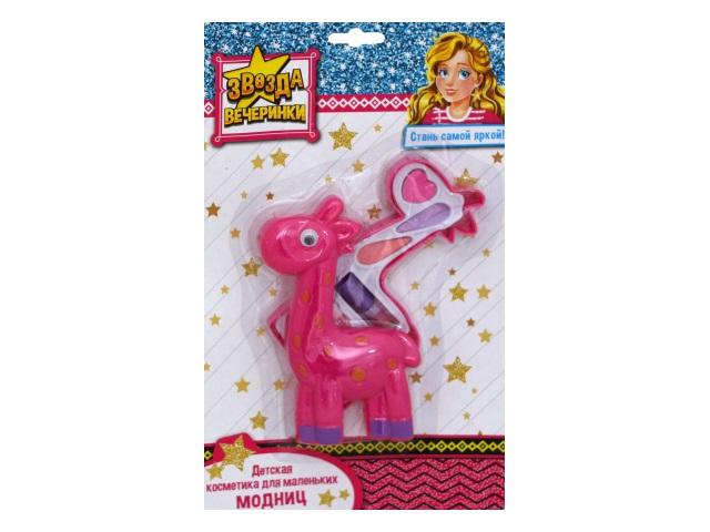 Косметика декоративная детская Жирафик КС-4769