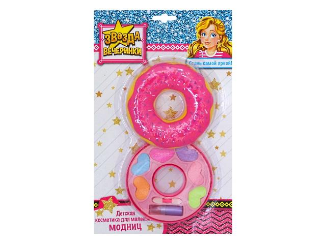Косметика декоративная детская Пончик КС-4775