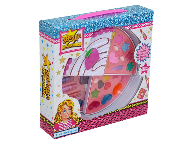 Косметика декоративная детская Тортик КС-4764