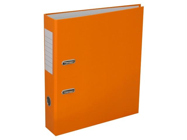 Регистратор  А4/50 Банко ЭКО оранжевый с металлической окантовкой 1271880