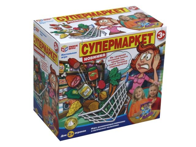 Настольная игра Супермаркет Умные игры B1615849-R