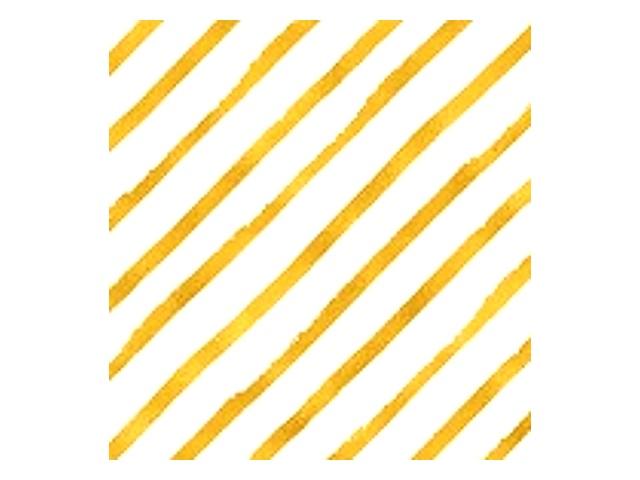 Бумага упаковочная 70*100см Золотая диагональ Miland УБ-0640