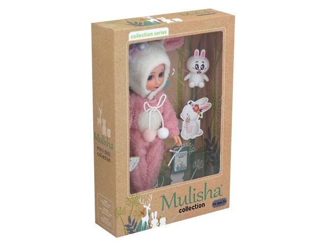 Кукла Mulisha 30см в костюме Зайки 76992